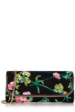 Oasis Blossom Floral Clutch