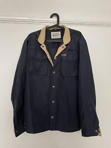 Penfield Utility Shirt Jacket Navy XL