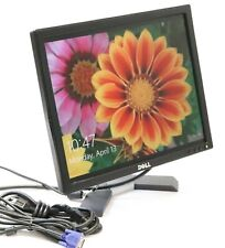 """Dell E170Sb 17"""" 1280x1024 LCD Display Monitor with Stand, VGA and Power Cord"""