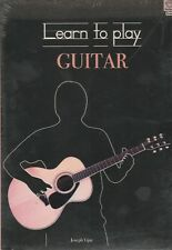 Learn To Play Guitar In English Language   [Dvd]  1st Edition Released