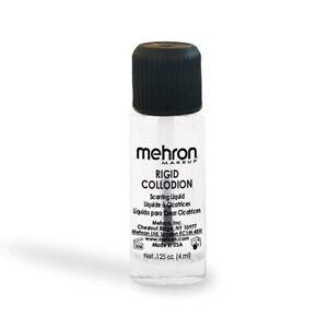 Mehron Rigid Collodion Scar Scarring Liquid TV Movie Special Effect Stage Makeup