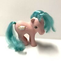 "Vintage My Little Pony G1 ""BANANA SURPRISE"" (Sundae Best Ponies) 1987"