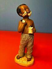 """All God's Children"", Martha Holcombe Figurine Artwork, ""James"" #7, (1997)"