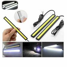 2x Waterproof 12V LED COB Car Auto DRL Driving Daytime Running Lamp Fog Light