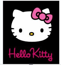 Hello Kitty-Fabric Bathroom Shower Curtain Liner-waterproof-180cm*18 0cm-new