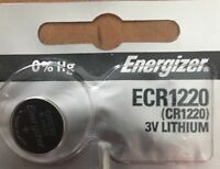 Energizer 1220 ECR1220 CR1220 DL1220 3V Battery Authorized Seller USA Ship.