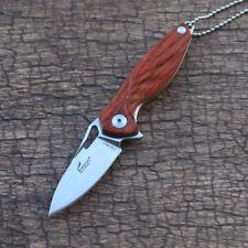 Enlan EW148-2 Mini 12c27 Blade Folding Knife Outdoor Packet Knife Fruit Knife