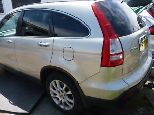 HONDA CRV MK3 TAILGATE BOOTLID REAR BOOT DOOR CHAMPAGNE SILVER METALIC YR559M