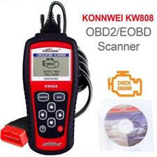 KW808 Code Reader Memoscan  OBD2 Car Engine Fault Diagnostic Scanner CAN BUS