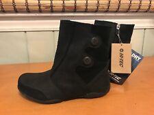Hi-Tec Women's V-Lite Hatha Quick-Zip 200i Insulated Boot Black  Size 6