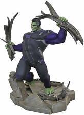 Diamond Select Marvel Gall Aveng 4 Tracksuit Hulk DLX estatua
