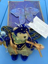 Muffy Vander Bear Butterfly Limited and Hand Numbered Edition