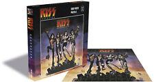 Kiss Destroyer 500 Piece Puzzle violett 39x39cm
