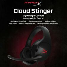 Kingston HyperX Cloud Stinger Gaming Headset Headphones w Mic for PC Xbox Wii U