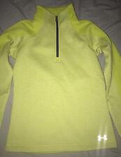 Under Armour Girls UA NWOTs ColdGear Infrared 1/4 Zip Sweatshirt Sz Y Med