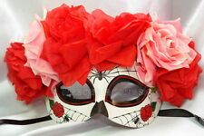 Día de Muertos Halloween costume party Masquerade ball mask Halloween Wall Deco