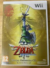 The Legend of Zelda: Skyward Sword (Nintendo Wii, 2011)-Limited Edition-Games