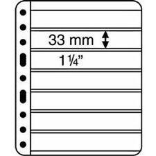 LEUCHTTURM Vario Hüllen 7 C - Pack = 5 Hüllen