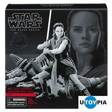 STAR WARS THE BLACK SERIES Jedi Training Rey -Toys R US excl - Item 2