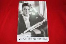 Blechschild 20x30 cm Elvis Presley Wertheimer Collection- the King Sign Schild