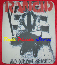 TAPPETINO MOUSE PAD Rancid And out come wolves 19x23 cm cd dvd lp mc vhs live