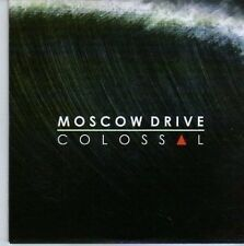 (DE401) Moscow Drive, Colossal  - 2009 DJ CD