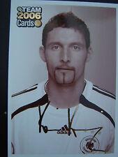 PANINI Bild Karte KEVIN KURANYI Card WM 06 Dynamo Moskau Schalke 04 VfB Stuttgar