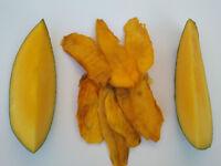 1kg Getrocknete Mango, Mangostreifen, NATUR, unbehandelt!!!