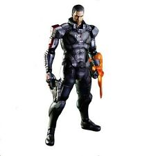 "MASS EFFECT 3 - Commander Shepard 8"" Play Arts Kai Action Figure #NEW"