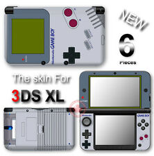 Original GAME BOY Classic Edition SKIN STICKER DECAL COVER for Nintendo 3DS XL