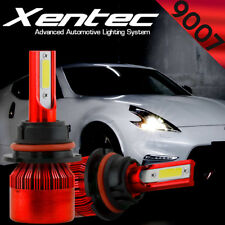 XENTEC LED HID Headlight kit 9007 HB5 White for 2004-2004 Ford F-150 Heritage