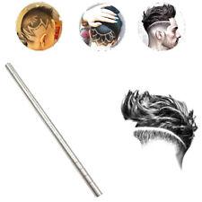 Rasoir Acier Lames Rasage Stylo Cheveux Tondeuse Coiffeur Sourcils Gravure Outil