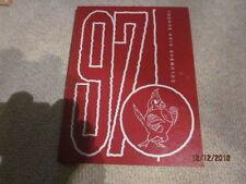 1997 Columbus High School, Columbus, WI Yearbook Annual - Nice! Unmarked!