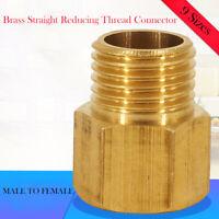 BSP BRASS REDUCING BUSH / COUPLER / AIR HOSE FITTING /ADAPTOR/ REDUCER