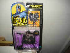 1994 Legends of Batman-Power Guardian Batman vf/nm on card