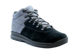 TIMBERLAND TB0A1QFD015 GT RALLY Mn's (M) Black Suede/Fabric Hiking Boots