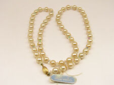 Vintage Marvella Faux Pearl Necklace