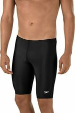 New Speedo Men's Swimsuit Jammer ProLT Solid Size 30 Black A577807148