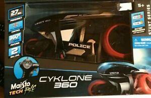 MAISTO TECH CYCLONE 360 - Black