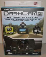 Bell Howell Dash Cam XL HD Digital Car Camera Full HD 1080 Brand New