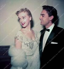 8b20-2503 candid photo Anne Francis out with a date 8b20-2503