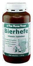Bierhefe 500 mg Vitamin Tabletten 500 Stk. mit B-Vitaminen - PZN: 00105242