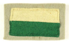 WW2 Original Colour Patch 2/4th, 4th or 56th Australian Infantry Battalion
