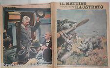 1931 Aviatori Uganda Gente Cunama Charlot Eros Espada Duce Palazzo Venezia di e