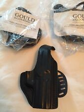 """Gould & Goodrich holster QKA C40 Paddle holster made in USA  """"Right Hand""""  Glock"""