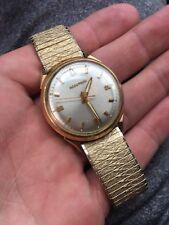 Vintage Bulova Accutron M9 Mens Wrist Watch