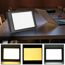 SAD Tageslichtlampe 35000LUX Lichttherapie Lampe mit 10-Timer Tageslicht Dimmbar