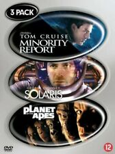Minority / Solaris / Planet Apes (DVD)