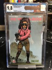 Image Comics Walking Dead 171 CGC 9.8 First Appearance of Princess w/Negan Logo