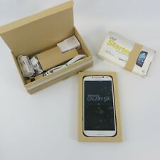 Samsung Galaxy S4 SPH-L720 White Frost 16GB (Sprint) phone Tello Compatible OB